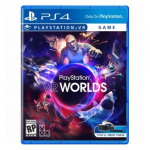Preowned PS4 SW - VR WORLD