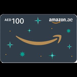 امازون   اماراتي 100 درهم   يرسل بالايميل والرسائل النصية