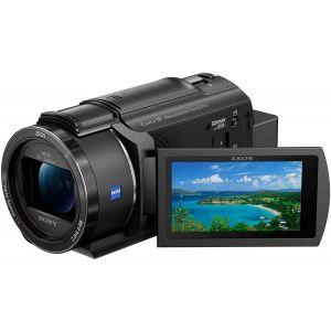 سوني AX43 كاميرا فيديومع حساس Exmor R® CMOS