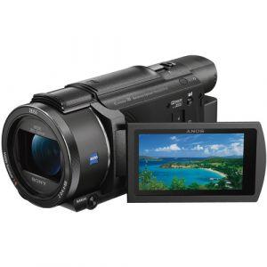 سوني FDR-AX53 4K الترا HD كاميرا هاندي كام