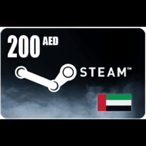 محفظة ستيم اماراتي | 200 درهم | يرسل بالايميل والرسائل النصية