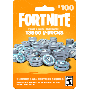 فورتنايت 100 دولار|بلايستيش4 امريكي