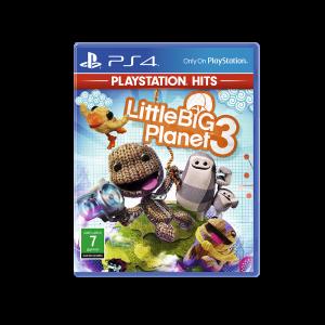 لعبة LITTLE BIG PLANET 3 بلايستيشن 4