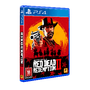 PS4 SW-RED DEAD REDEMPTION 2 مستعمل