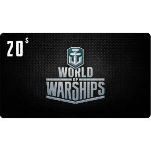 عالم السفن الحربية  20$