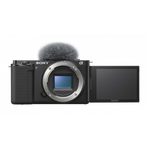 سوني ZV-E10كاميرا مدونات فيديو بعدسة قابلة للتغيير