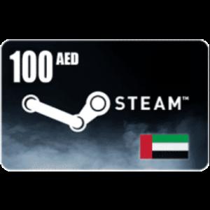 محفظة ستيم اماراتي   100 درهم   يرسل بالايميل والرسائل النصية